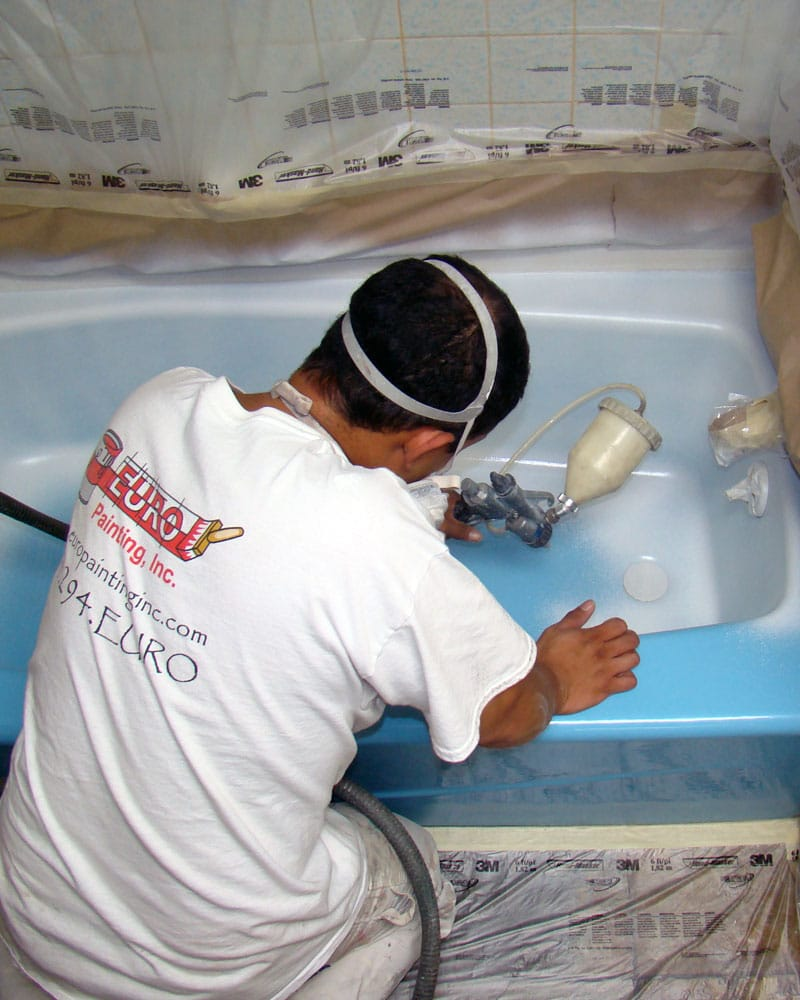 Bathtub Refinishing Do It Yourself • Albuquerque, NM.