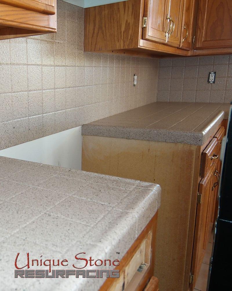 Refinishing Tile Countertops Unique